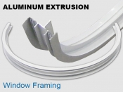 Aluminum Extrusion Samples