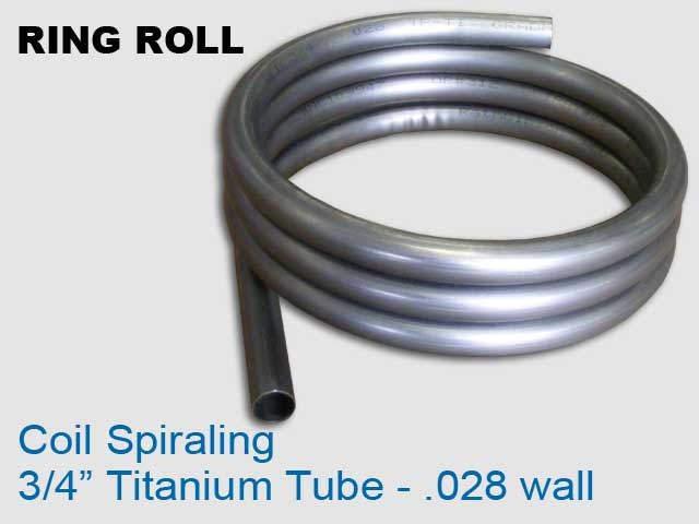 Ercolina angle rolls section benders tube