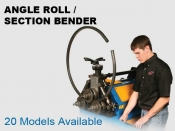 Angle Roll - Section Bender