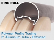 Angle Roll - Section Bender Polymer profile tooling