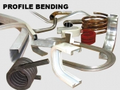 Angle Roll - Section Bender Profile Bending