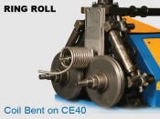 Angle Roll - Section Bender Coil