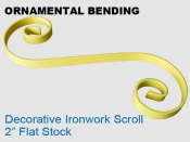 Ornamental Bend Samples