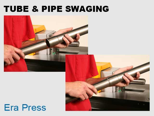 Term paper on tube drawing bending and swaging