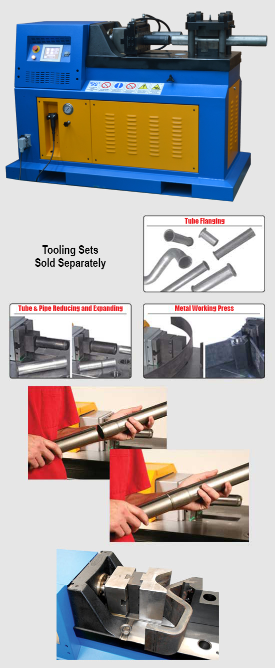 metal bending - metalworking and swaging