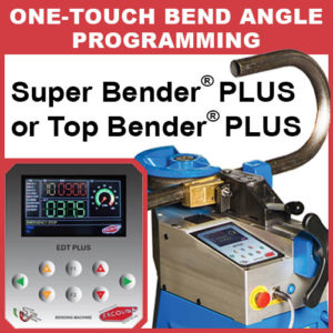 Super & Top Bender Plus Pipe Benders
