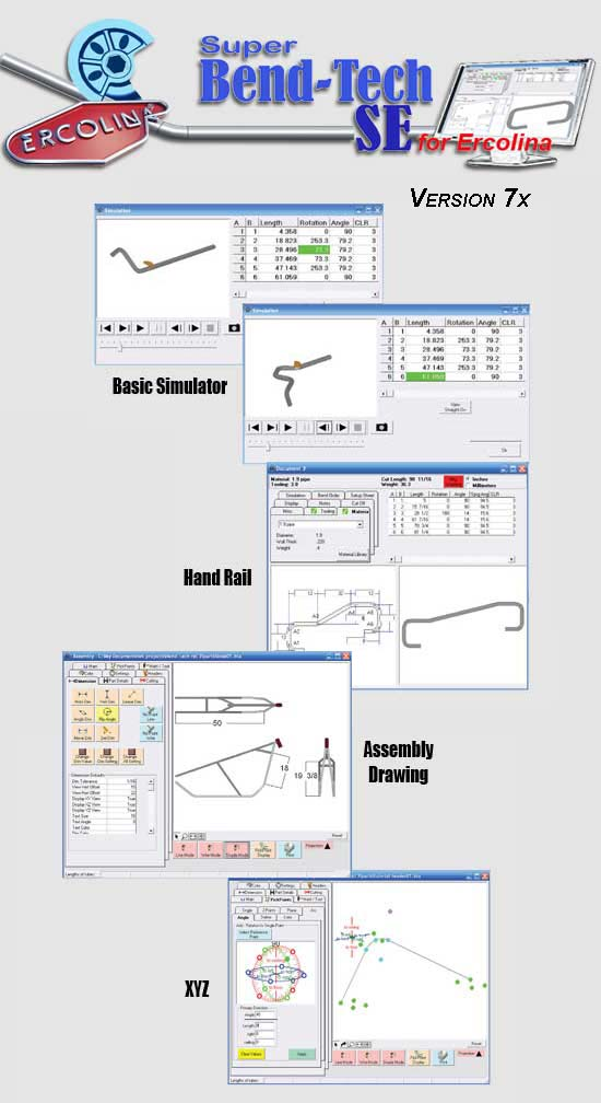Easy Part Bending Software