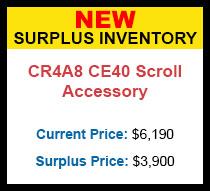 CR4A8 CE40 Scroll Accessory