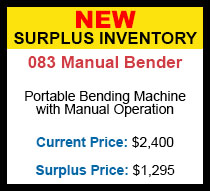 083-manual-bender-surplus