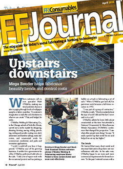 How Ercolina Helps O'Malley Welding & Fabrication